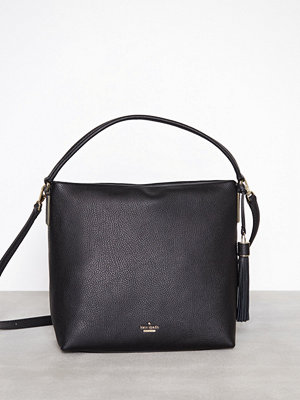 kate spade new york svart axelväska Small Natalya