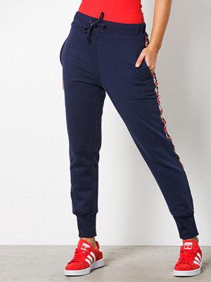 Svea marinblå byxor Violet Sweatpants Blå