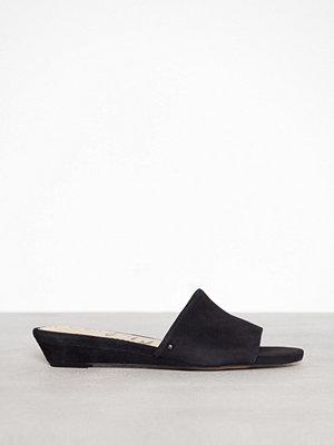 Sandaler & sandaletter - Sam Edelman Liliana Kid Suede Leather Black