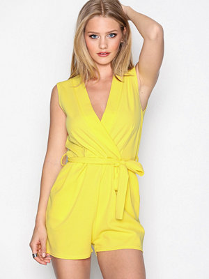 Sisters Point Gram Playsuit Sun