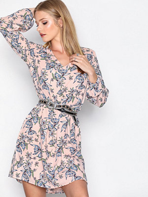 Sisters Point Limb Dress Rose