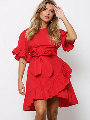 NLY Trend Beyond The Frill Dress Lollipop