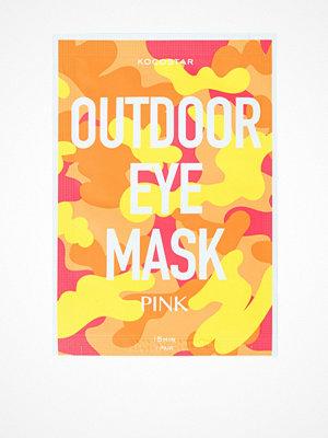 Ansikte - Kocostar Camouflage Eye Mask Transparent