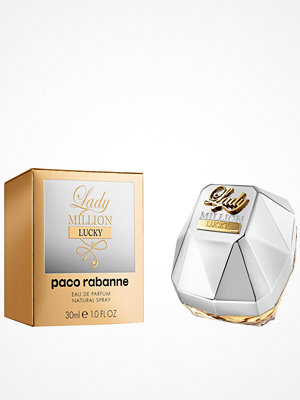 Paco Rabanne Lady Million Lucky Edp 30ml Transparent