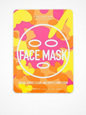 Ansikte - Kocostar Camouflage Face Mask Transparent