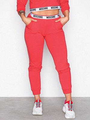 Pyjamas & myskläder - Moschino Trousers Röd