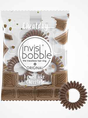 Övriga accessoarer - Invisibobble Cheat Day Crazy For Chocolate