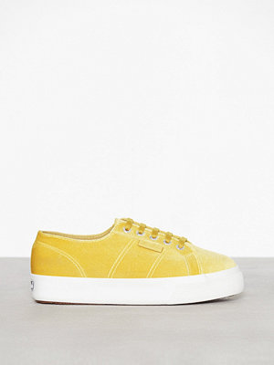 Superga 2730 Velvetchenillew Sunflower
