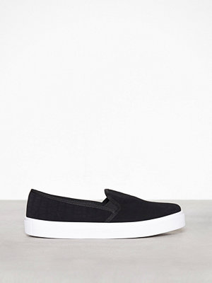 Topshop Tempo Slip On Black
