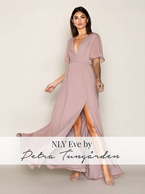 NLY Eve Wide Sleeve Gown Lila