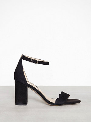 Sam Edelman Odila Kid Suede Leather Svart
