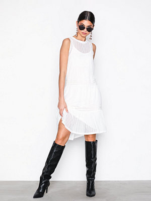 Object Collectors Item Objhalliwell S/L Dress 97 Offwhite