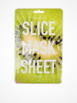 Ansikte - Kocostar Korean Slice Mask Sheet Kiwi
