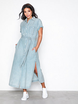 Polo Ralph Lauren Denim Dress Blue