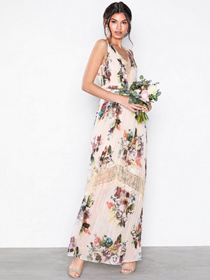 Little Mistress Floral Maxi Dress Multi