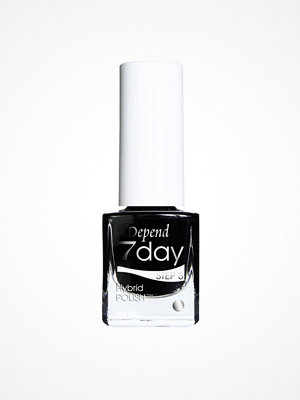 Naglar - Depend 7day Nailpolish Goth Black