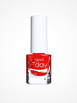Naglar - Depend 7day Nailpolish Lady Bug Love