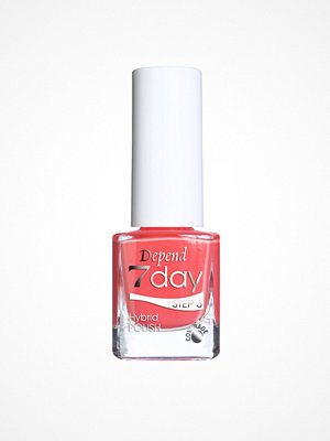 Naglar - Depend 7day Nailpolish Proud Ginger