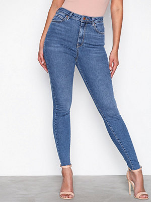 Gina Tricot Gina Curve Jeans Blue