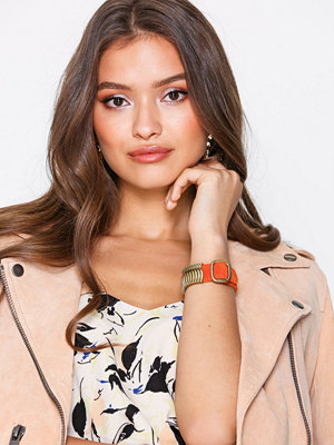 CalaJade armband Rattle Bracelet Orange