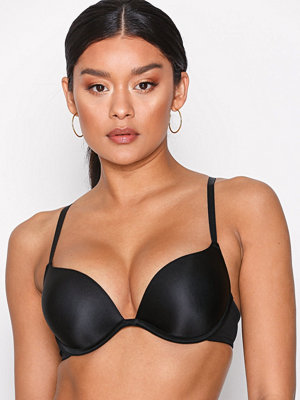 NLY Lingerie Double Up Seductive Bra Svart