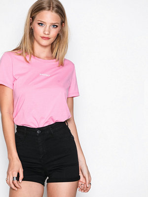 Gina Tricot Molly High Waist Shorts Black
