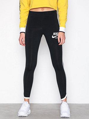 Leggings & tights - Nike NSW Archive Leggings Svart