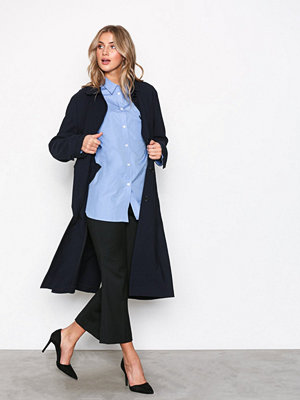Filippa K Sadie Duster Coat Navy