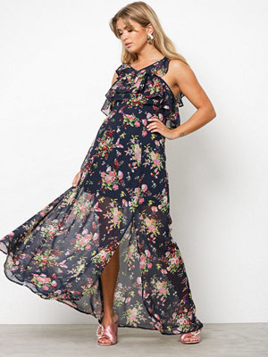 NLY Trend Frill Shoulder Long Dress