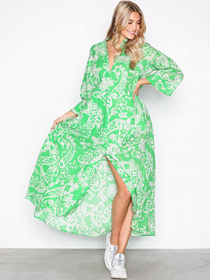 Hope Pride Dress Green