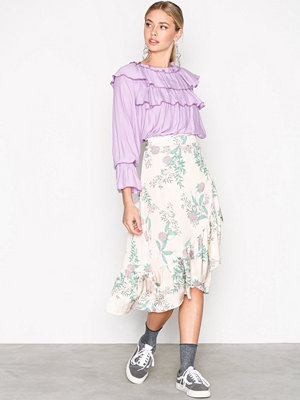 NORR Enya Skirt Blommig