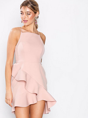 River Island SL Bodycon Dress Pink