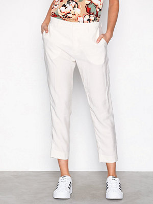Hope vita byxor Krissy Trouser Cream