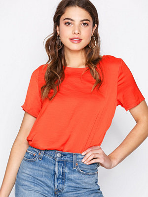 Vila Vicava S/S Top-Fav Orange
