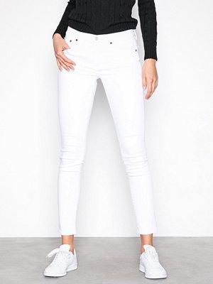 Polo Ralph Lauren Tompkins Skinny Denim White