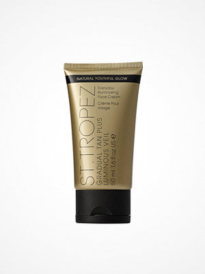 Solning - St. Tropez Gradual Tan Plus Luminous Veil Face Cream