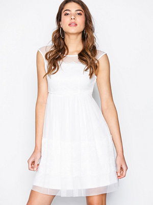 Vila Vilacine S/S Short Dress/Stu Vit