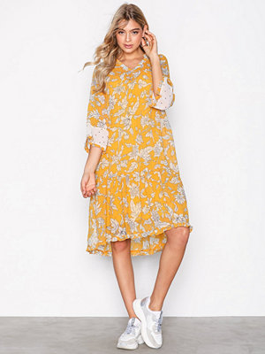 Y.a.s Yasray 3/4 Dress Brun