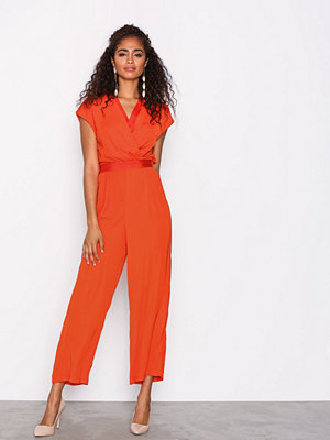 Y.a.s Yasmamba S/S Jumpsuit Orange