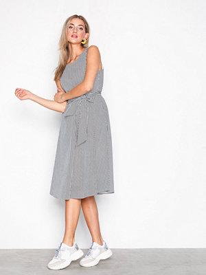 Selected Femme Slftaya Sl Dress Ex Vit