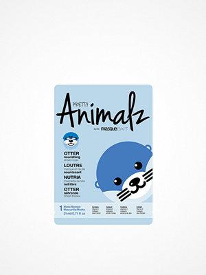 Ansikte - masque B.A.R Pretty Animalz by MasqueBar Otter