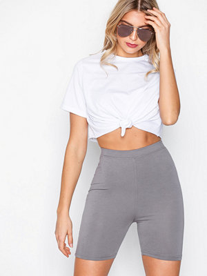 Missguided Cycling Shorts Grey