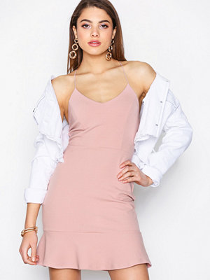 Ax Paris Bodycon Dress Blush