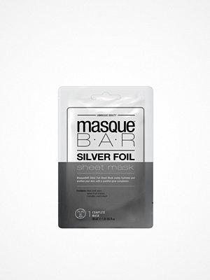 Ansikte - masque B.A.R Foil Masque Silver Sheet Mask Silver