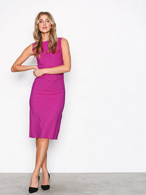 Filippa K Ruched Jersey Dress Orchid