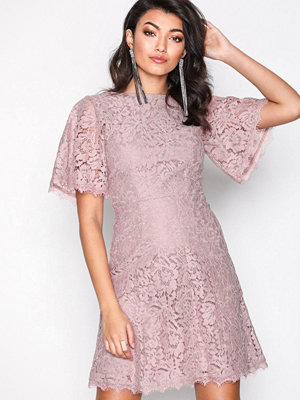 NLY One Kimono Lace Dress Lila