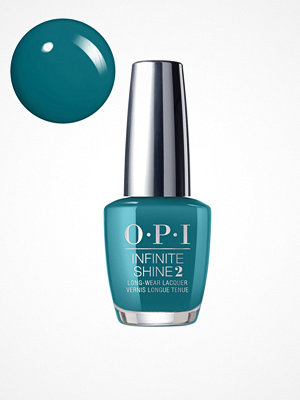 Naglar - OPI Infinate Shine - The Grease Collection Teal Me More, Teal Me More
