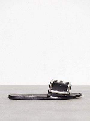 Topshop Fox Flat Sliders