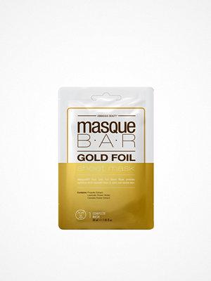 Ansikte - masque B.A.R Foil Masque Gold Sheet Mask Gold