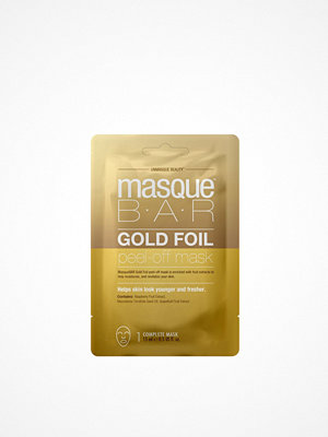 masque B.A.R Foil Masque Gold Peel-Off Mask